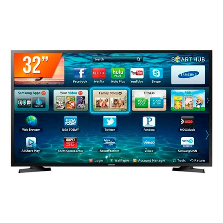 Smart TV LED 32 HD Samsung