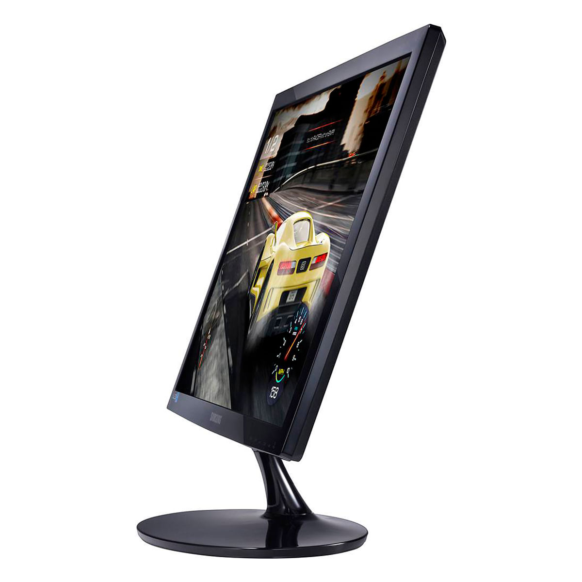 Foto 5 - Monitor Game Samsung 24 Polegadas LED Full HD LS24D332HSX/ZD