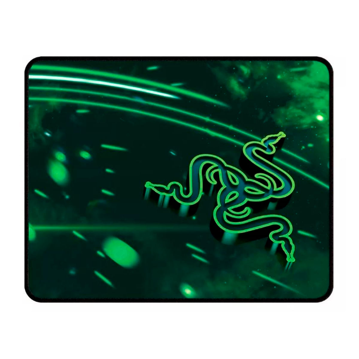 Foto 3 - Mousepad Gamer Goliathus Large Speed Cosmic Razer Verde
