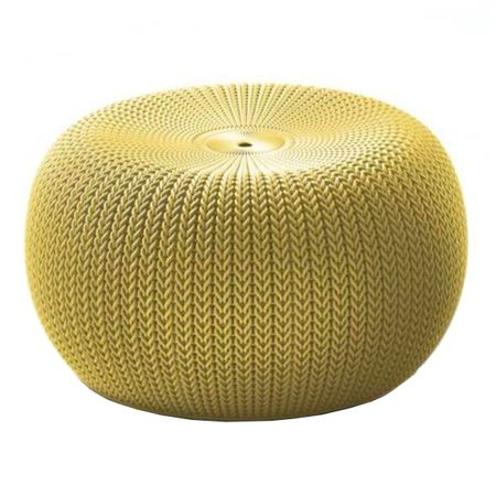 Puff Cozy Seat Keter Amarelo