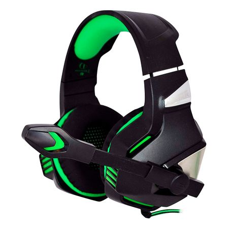 Headset Estéreo Duty Fog-049 Gamer Leadership