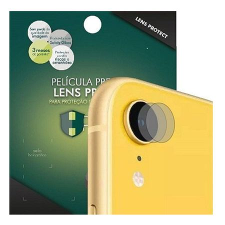 Pelicula HPrime Apple iPhone XR LensProtect