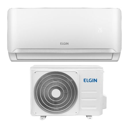 Ar Condicionado Split Elgin Eco Plus II 12.000 BTUs Frio Branco 220V
